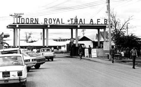 Udorn RTAF Base - What the Seabees did do